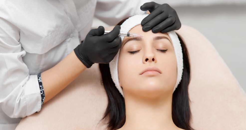 Botox Treatment For Anti-Aging, Sweating And More | Al